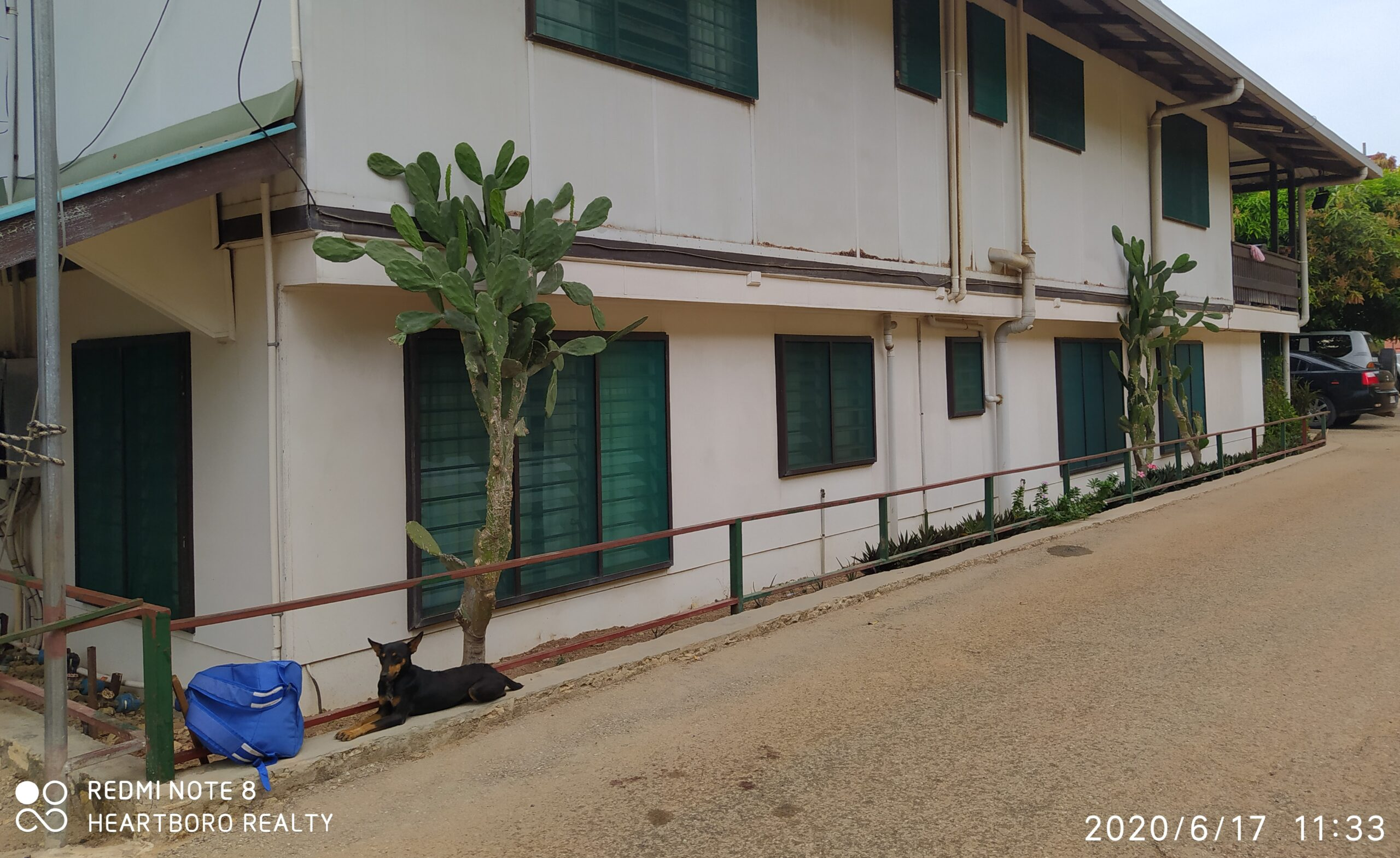 House for rent-Waigani Heights